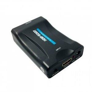 Адаптер / переходник / конвертер HDMI – SCART купить в минске
