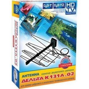 Комнатная цифровая антенна Дельта К131А.02