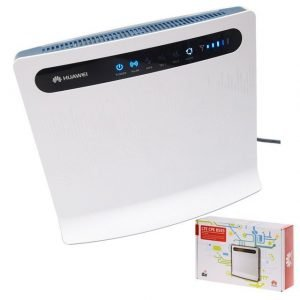Huawei B593u-12 Wi-Fi Роутер 4G/LTE купить в Минске
