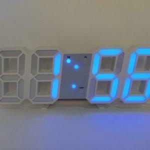 Цифровые стетодиодные часы купить в минске