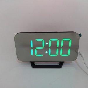 Настольные светодиодные часы DS-3625L(зеленый) купить в минске