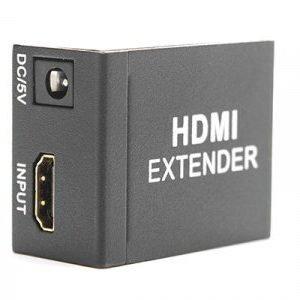 Репитер / усилитель / повторитель / ретранслятор сигнала HDMI 1080p 3D на 40 метров, активный купить в минске